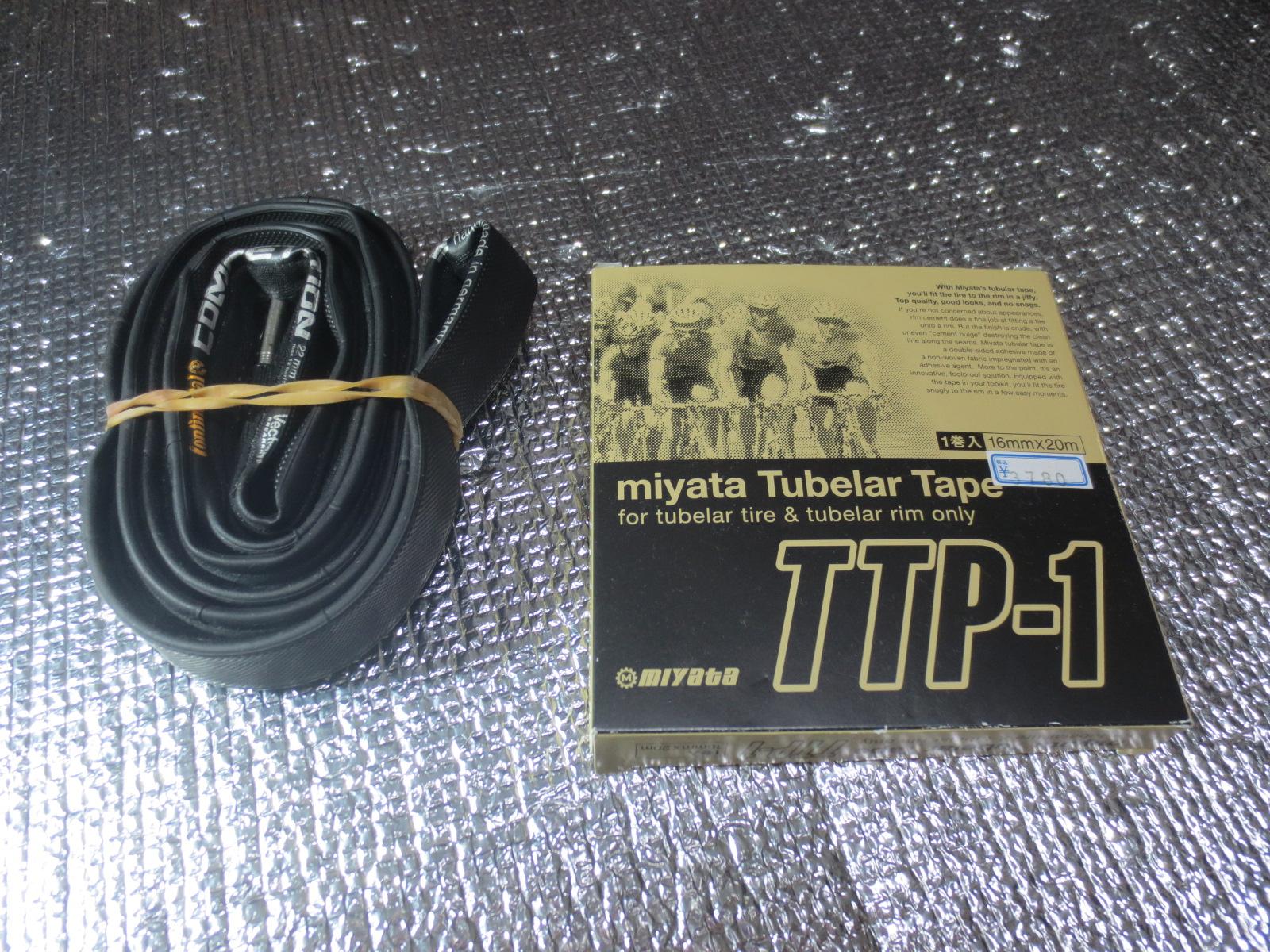 MIYATA(ミヤタ)TTP-1 チューブラーテープ