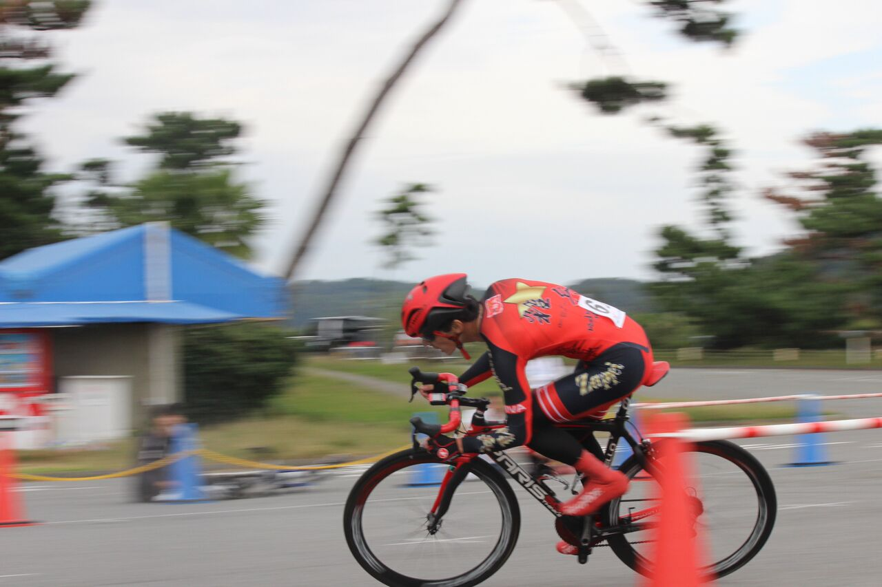 ロードバイク歴2年目のレース成績