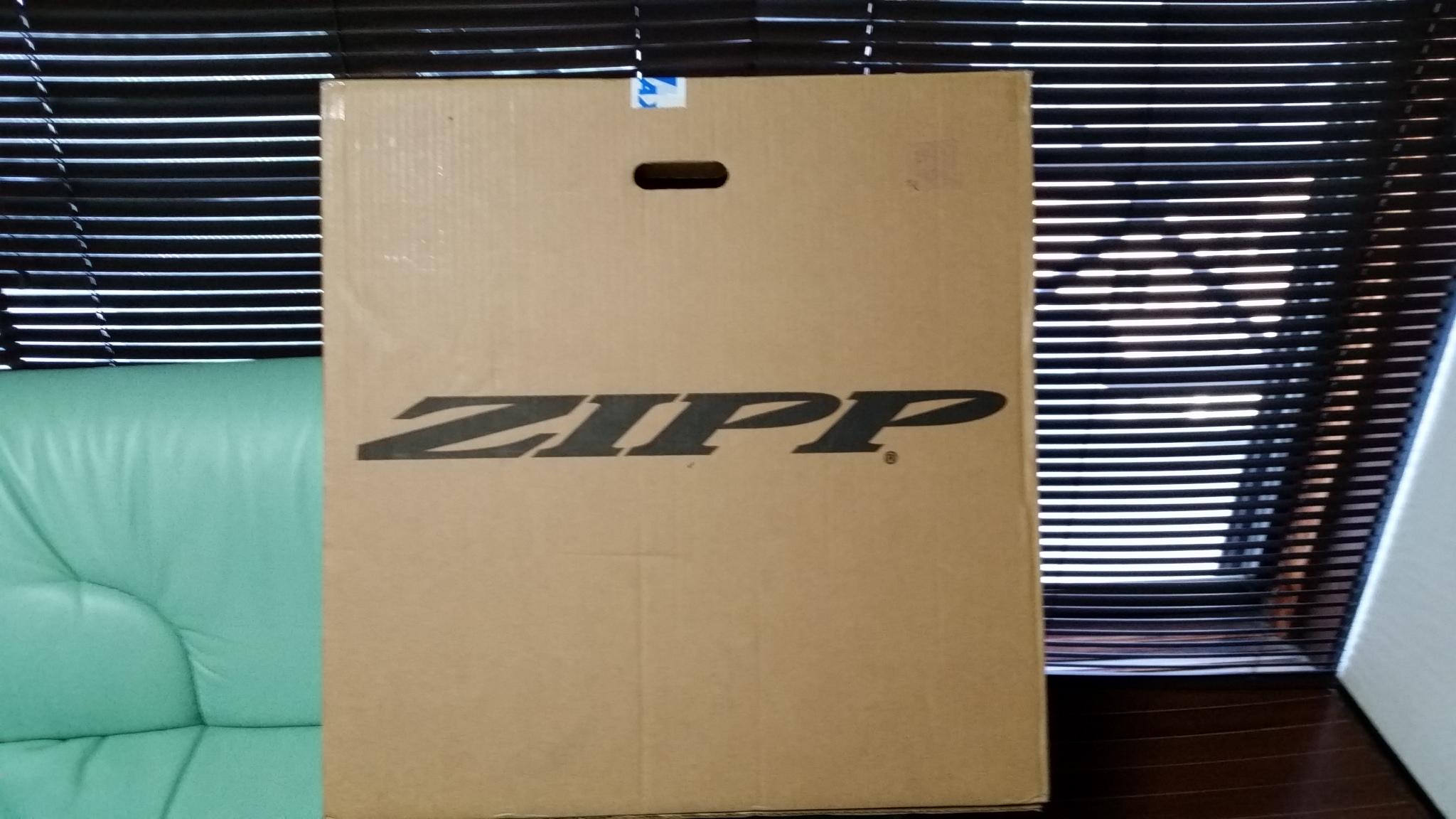 TTバイクにはディスクホイールがよく似合う!!ZIPP 900 チューブラー( ゚Д゚)ゞ
