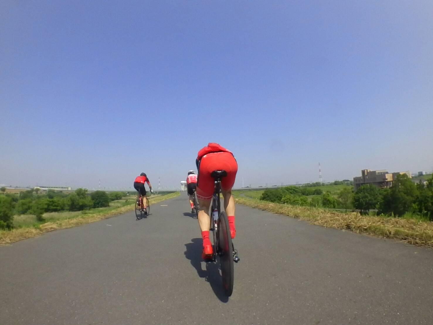 TTバイク、タイムトライアルバイクは速い!フジ ノーコム ストレート 1.1(FUJI NORCOM STRAIGHT 1.1)インプレ!!その4