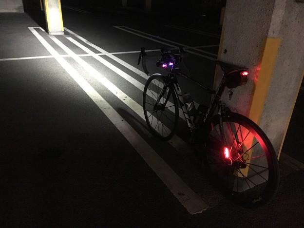 夜のヤビツ峠ヒルクライム!!