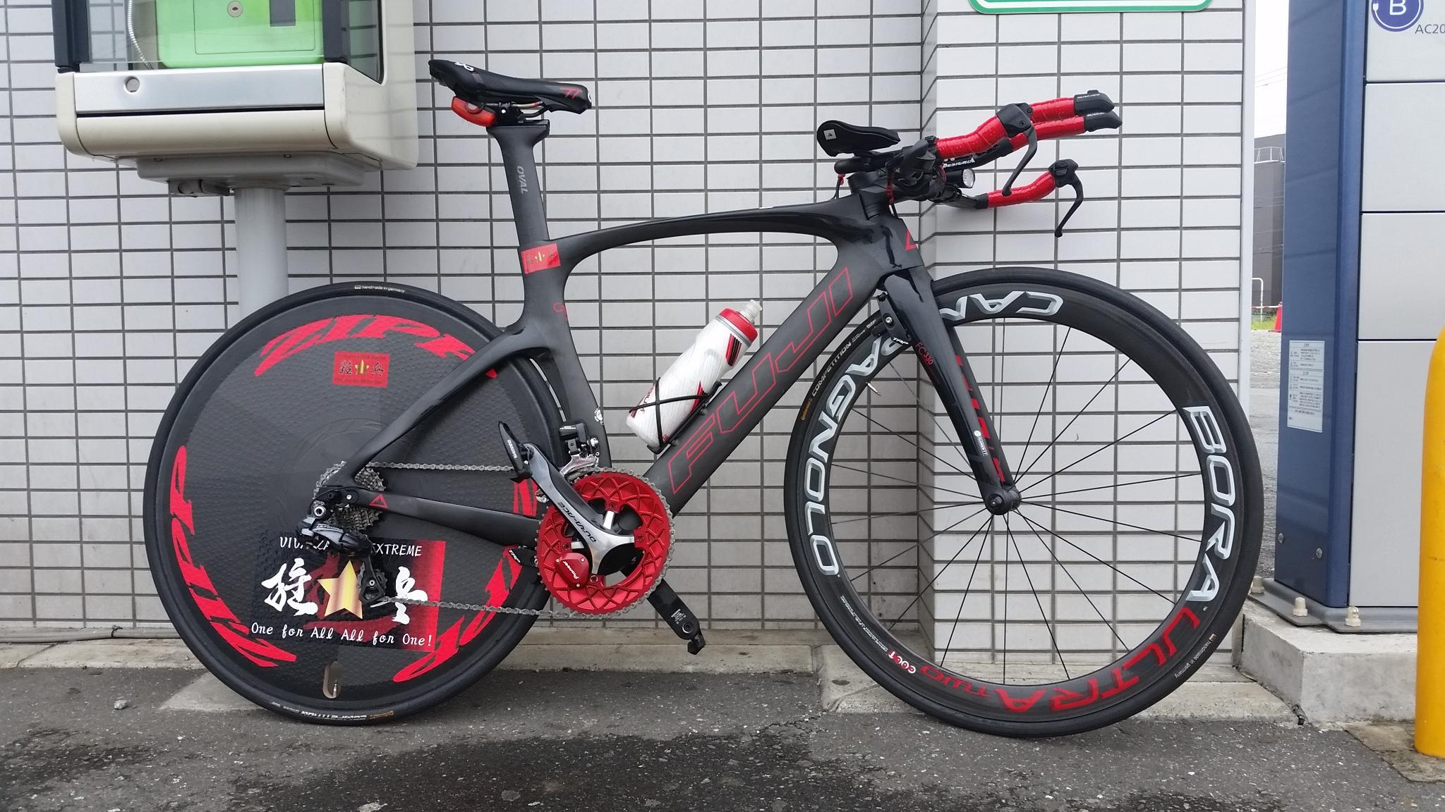 TTバイクで130km1500mUPのチーム練習に参加するとどうなるか?その2:
