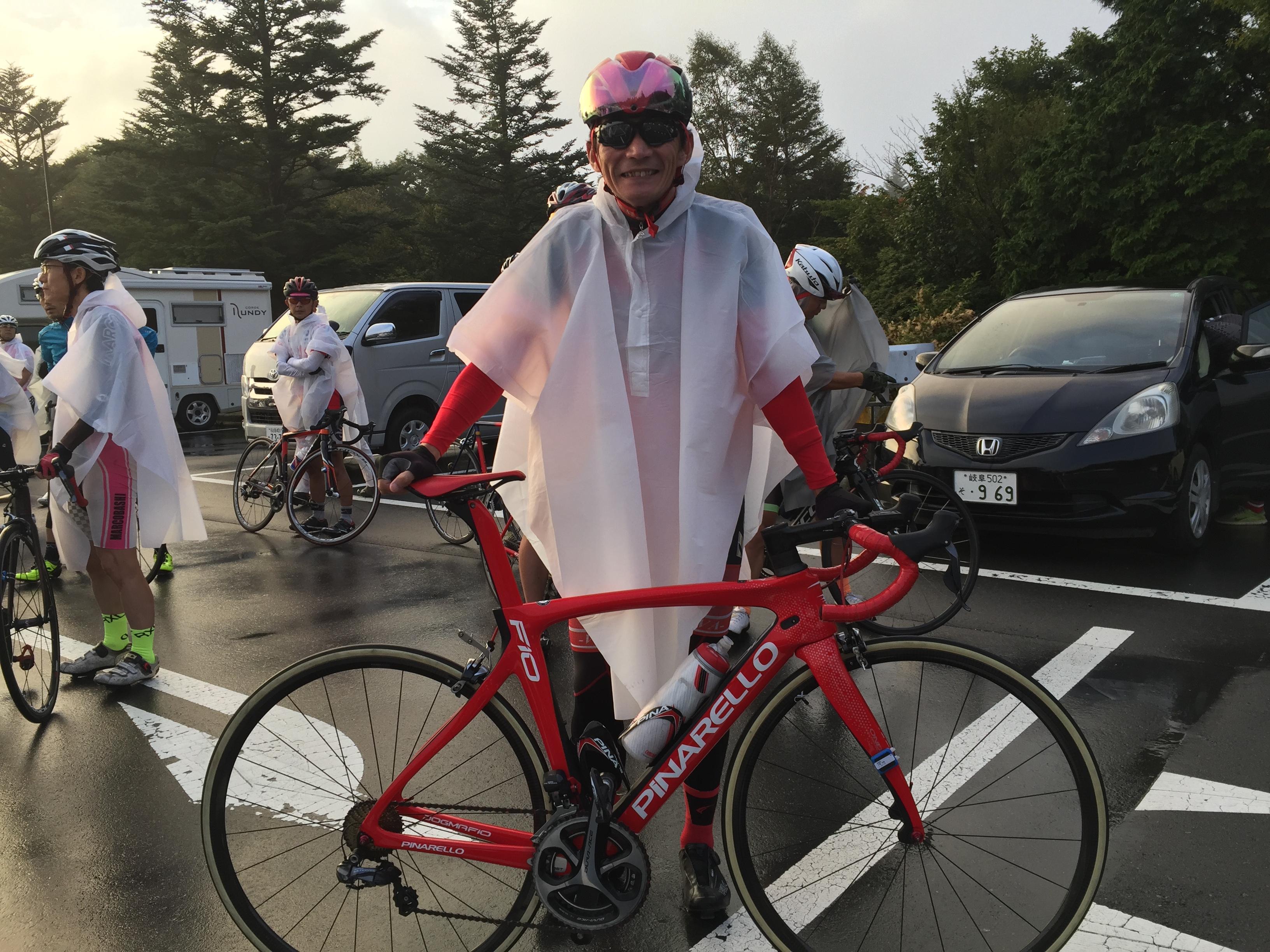 KOH、キング・オブ・ヒルクライム富士山2017!その3: