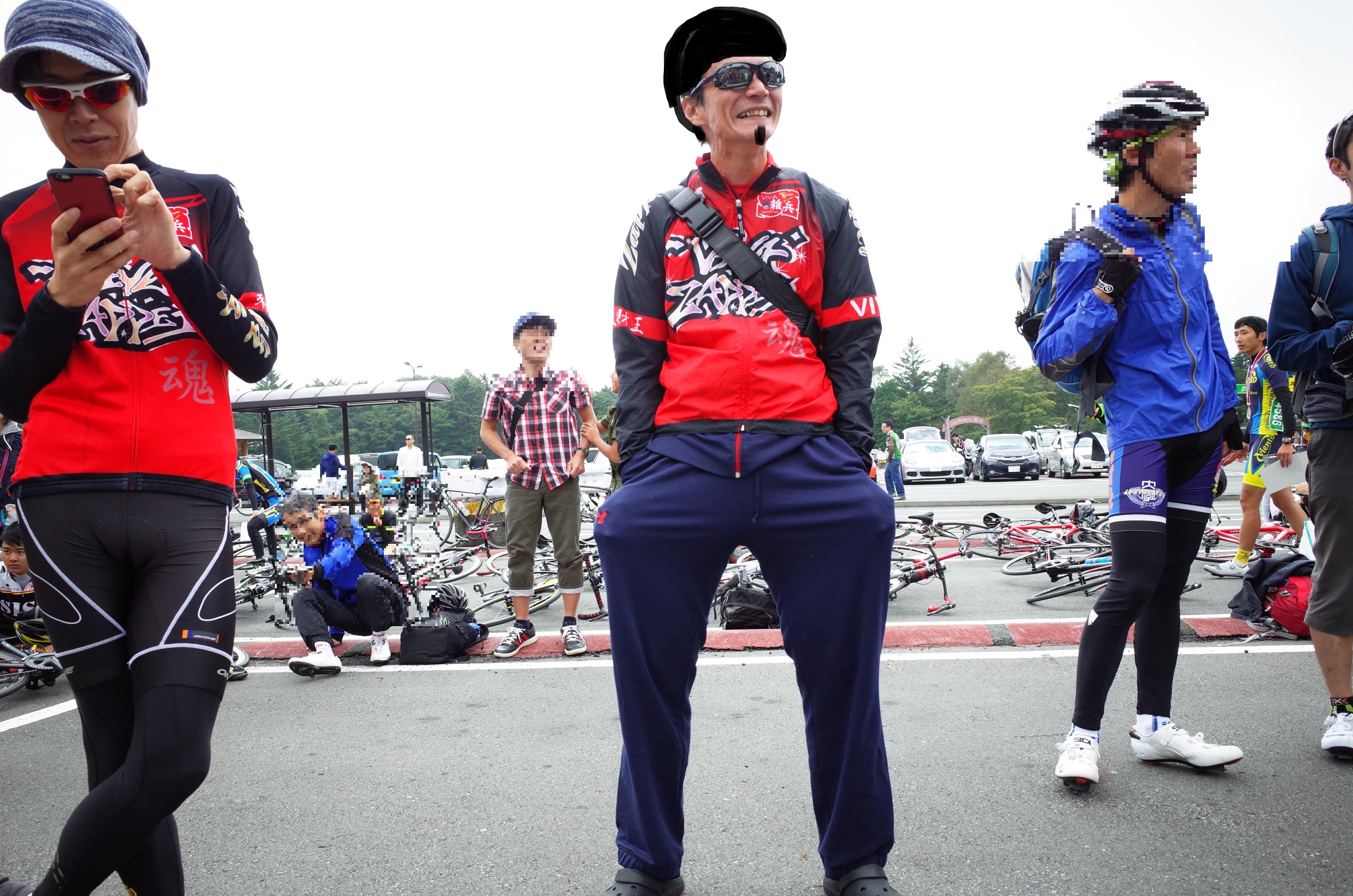 KOH、キング・オブ・ヒルクライム富士山2017!その5: